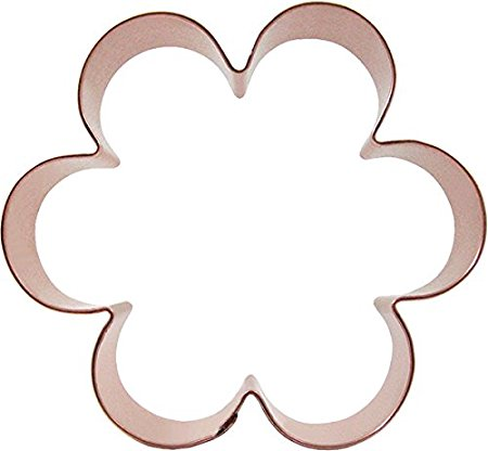 CopperGifts: Flower Cookie Cutter - Large Daisy