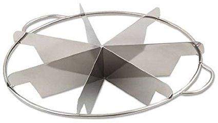 American Metalcraft (PC7) 7 Slice Pie Cutter