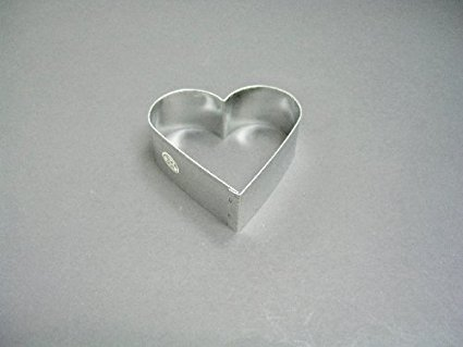 24-pc. Heart Shaped Cookie Cutter, 1.75 Inch