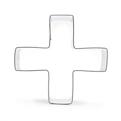 10x Kitchenware Pastry Cake Decorations Metal emporte pi¨¨ce Ausstechform Biscuit Cookie Cutter CC306 Cross Crucifix