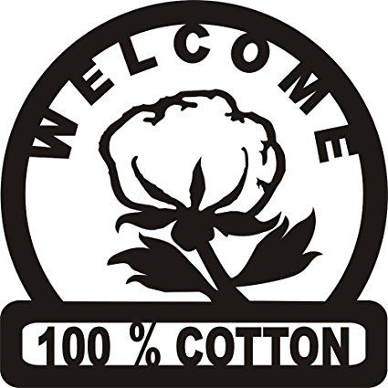 Welcome Yard Sign Cotton Custom Signs for Cookie Cutter Prices