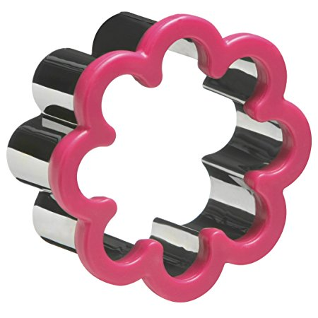 Premier Housewares Flower Cookie Cutter - Pink