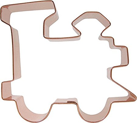 CopperGifts: Train Engine Cookie Cutter 1