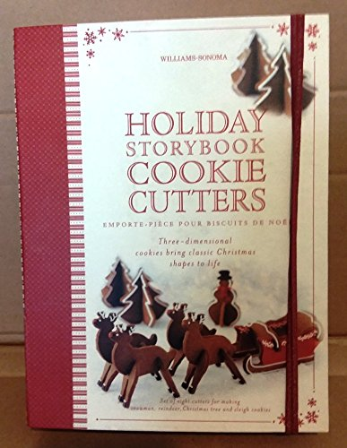 Williams Sonoma Holiday Storybook Cookie Cutters