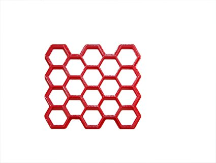 .75 Inch Hex 18 Count Cutter